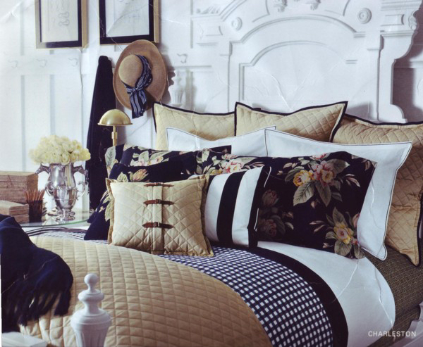 Making A Bed Ralph Lauren